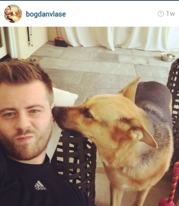 bogdan and dog 2